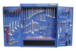 wall mounted tool chest